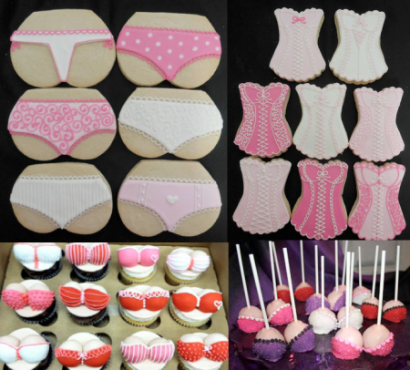 Bella Christie's sweet treats for Cheeks Grand Opening Party