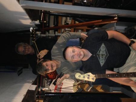 The Hoover Rosenberg Jazz Group